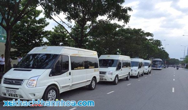 Hệ thống xe Limousine nhà xe Vân Anh