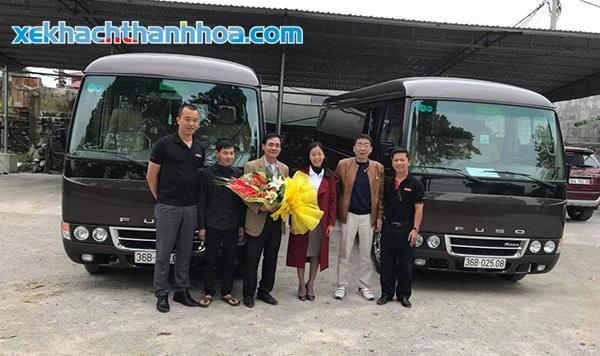 Nhà xe Đại Thắng Thanh Hóa