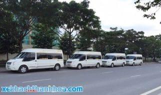 Nhà xe Vân Anh Thanh Hóa
