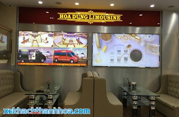 Văn phòng đặt xe tại Hà Nội và Thanh Hoá