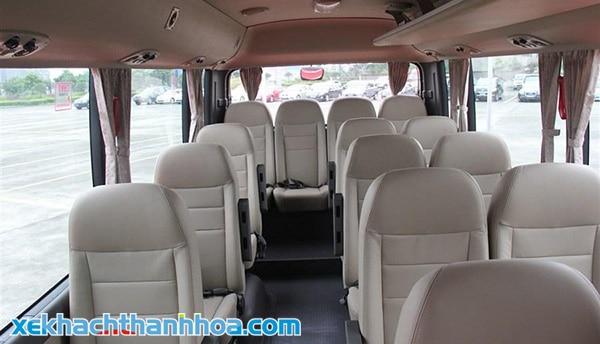 Ghế ngồi xe Thành Công Thanh Hoá