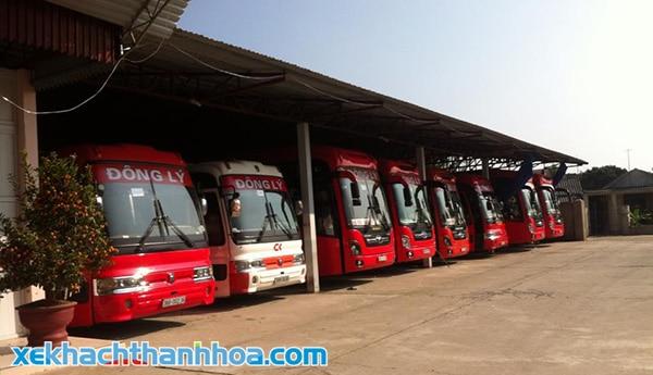 Nhà xe Đông Lý Thanh Hoá