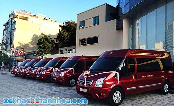 Nhà xe Hoa Dũng Thanh Hoá
