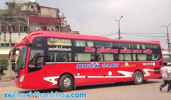 Nhà xe Khiêm Oanh Thanh Hoá