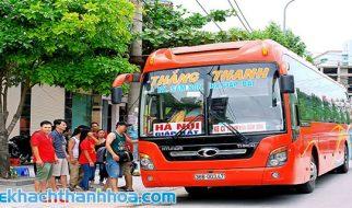 Nhà xe Thắng Thanh Sầm Sơn Thanh Hoá