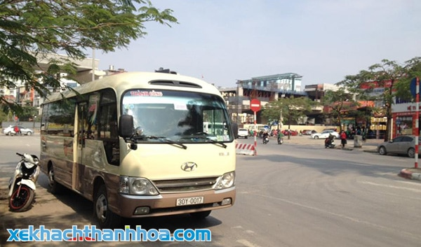 Nhà xe Thành Công Thanh Hoá